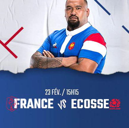 2019 02 xv france ecosse rugby