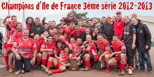 Champions Ile de France