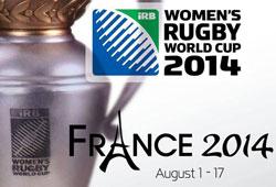 Coupe du monde féminine de rugby 2014 en France