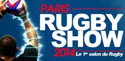Paris Rugby Show 2014